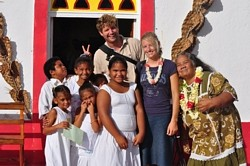 2. Tuamotu Eilanden, Frans Polynesie