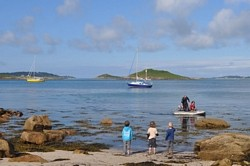 7. Scilly Isles, Engeland